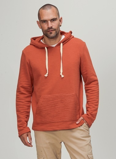 People By Fabrika Sweatshirt Kiremit